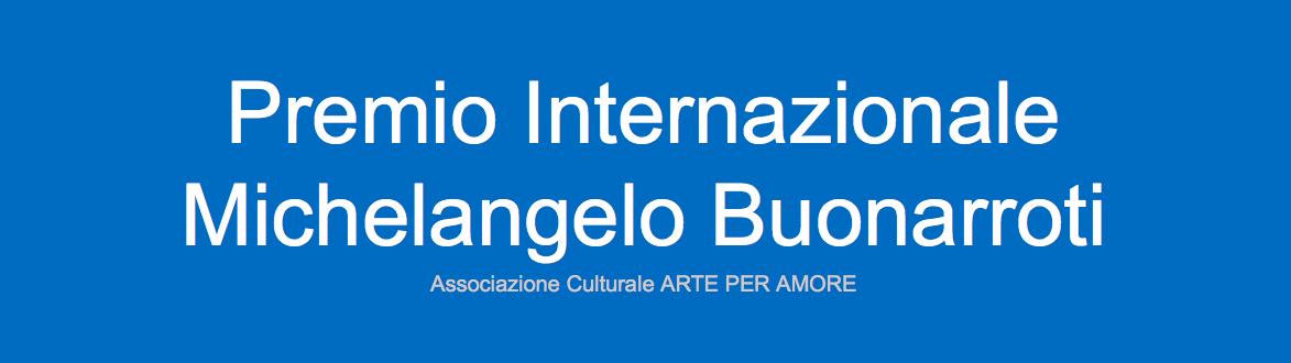 MBU-69 Vincitore Premio della Critica Michelangelo Buonarroti