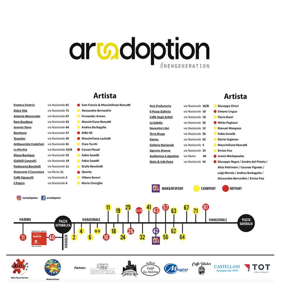 Art Adoption fa i Botti di fine Anno