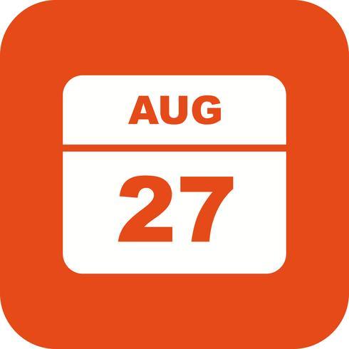 27 Agosto in Toscana…